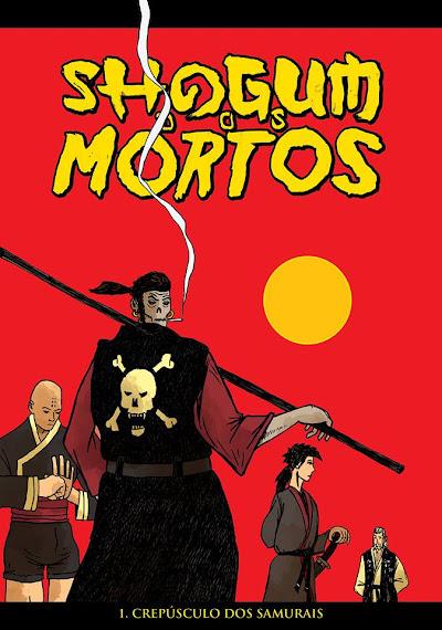 Index Librorum - Shogun dos Mortos (Daniel Werneck)