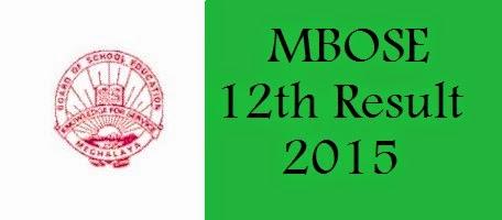 meghalaya board hsslc 12th result 2015