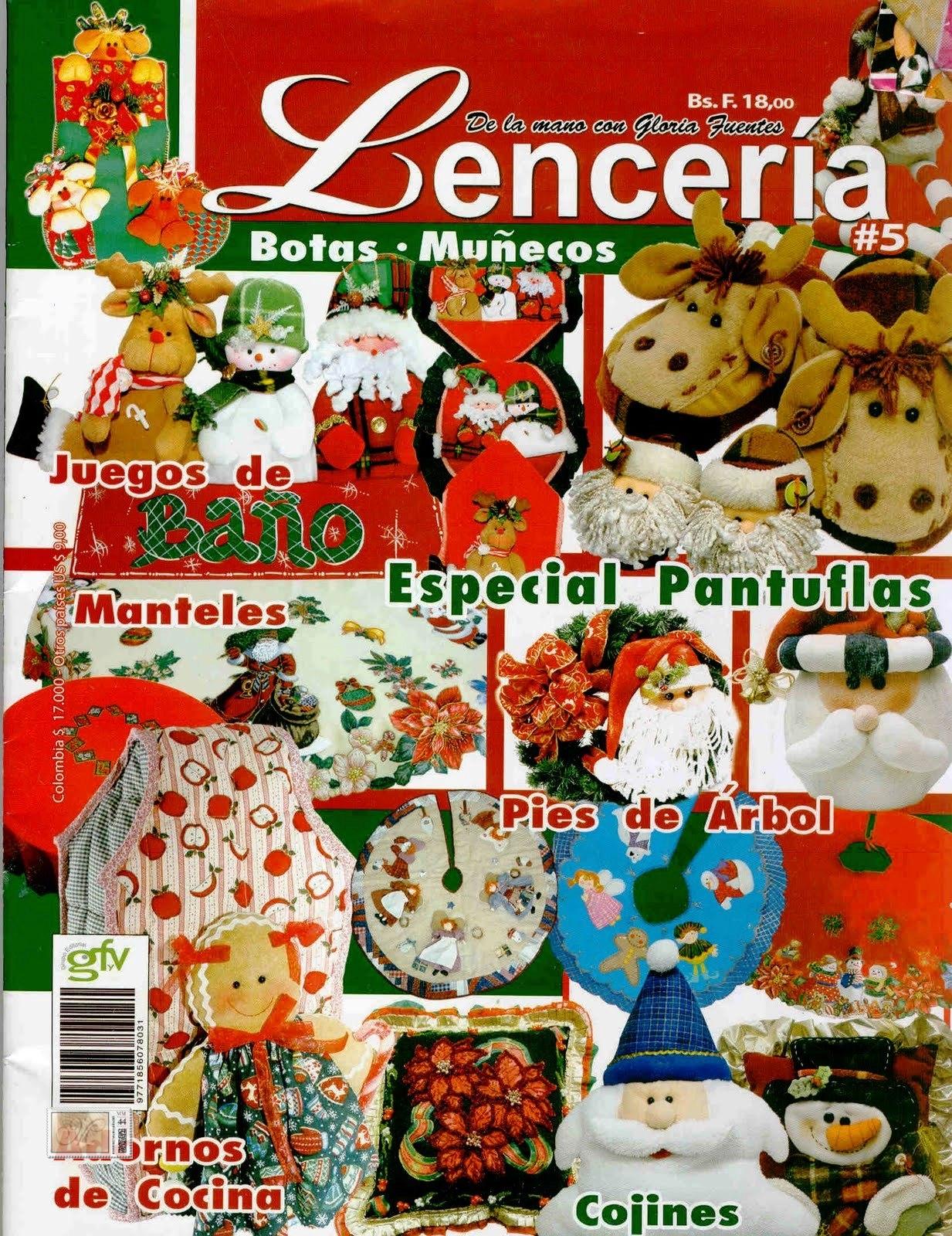 Revista Tus Manos Lenceria De Bano: Virtual de artesan?as ...