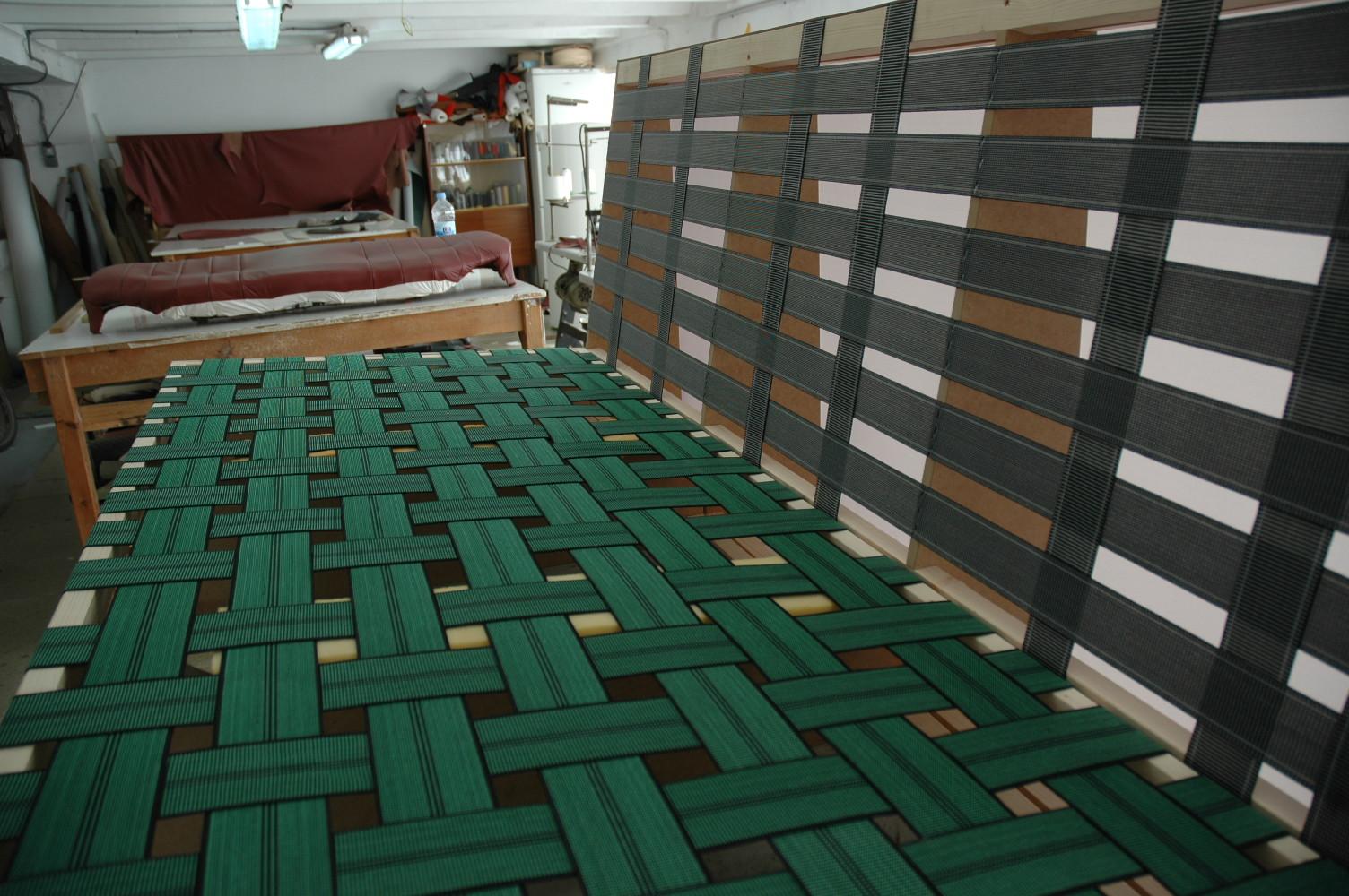 Como se tapiza un sofa free foto presupuesto para tapizar - Que cuesta tapizar un sofa ...
