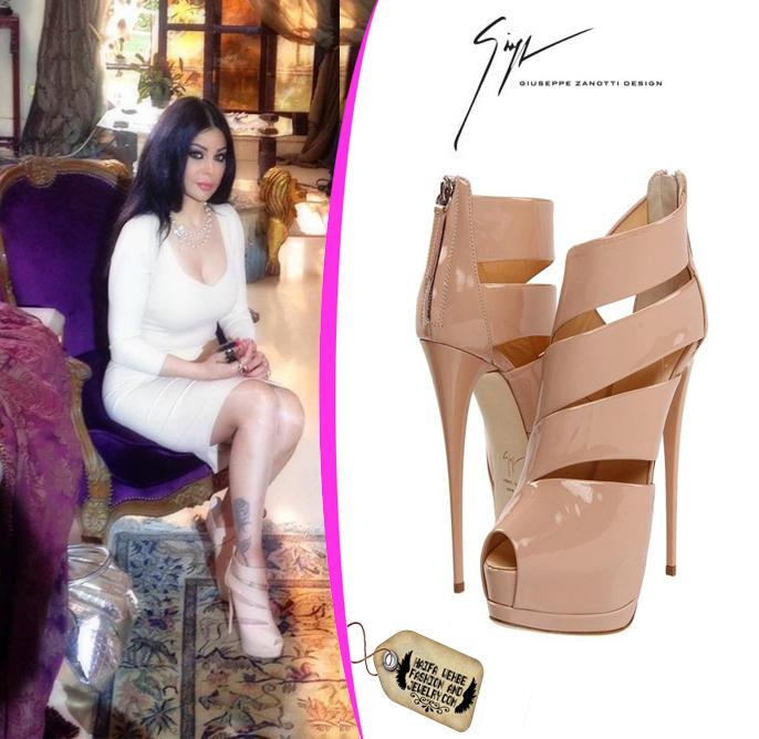 The Haifa Wehbe Fashion Blog 13