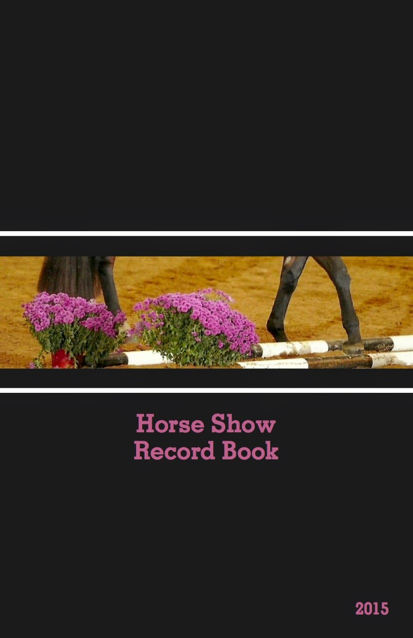 Horse Show Record Book