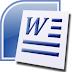 Cara menampilkan batas garis teks pada microsoft office word