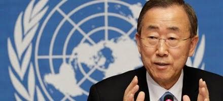 """Ban Ki-moon siente """"vergüenza"""" del """"fracaso"""" de la comunidad internacional en Siria"""