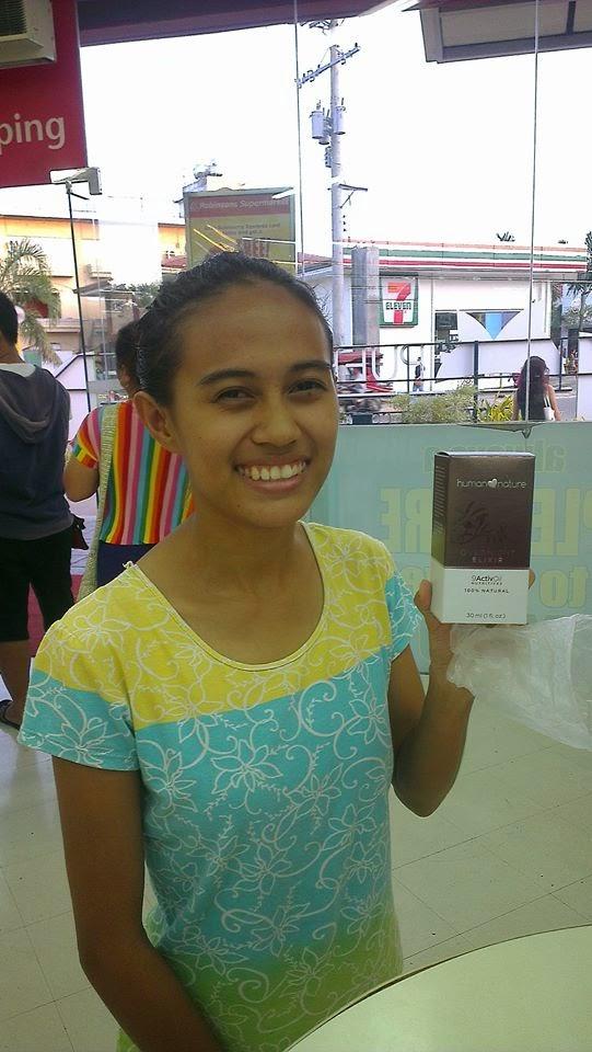 Human Nature Overnight Elixir Giveaway (Cebu Only) WINNER!