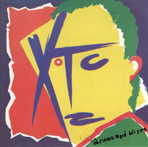 XTC  Drums and Wires-1979-