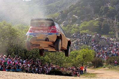 LATVALA vuela WRC