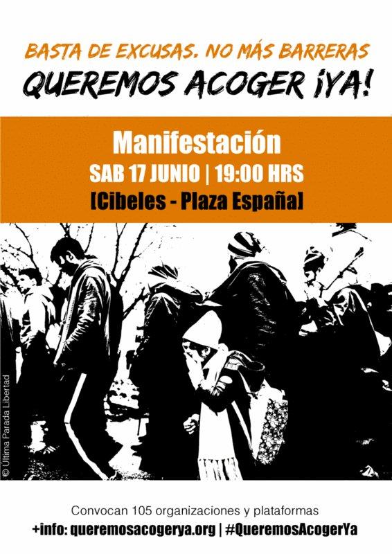 17 junio manifestación