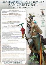 Programa de actos 2019