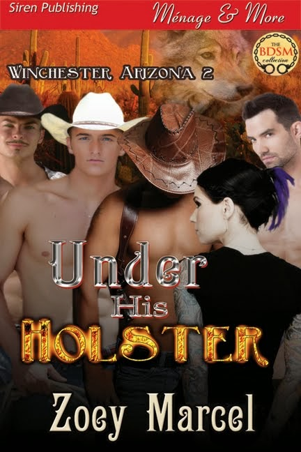 Under His Holster (Winchester, Arizona 2)