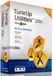 TuneUp Utilities 2014 Full Setup + Crack + Serial Keys Download
