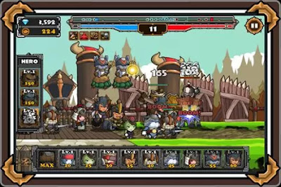 Cat War 2 v1.9 Trucos (Dinero Infinito)-trucos-mod-modificado-hack-crack-cheat-android-Torrejoncillo