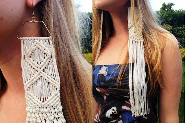navajo earrings Topshop