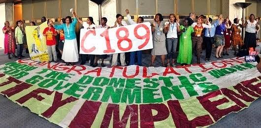 Convenzione Internazionale Lavoratori Domestici