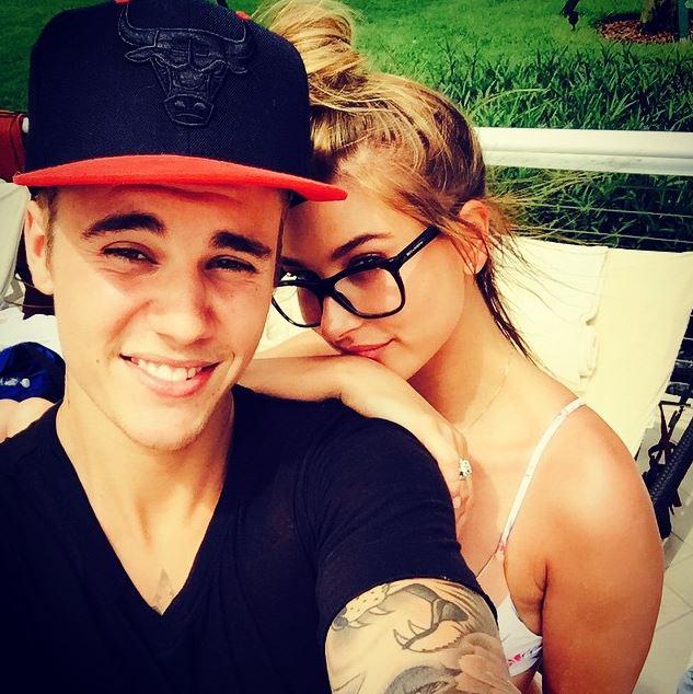 Justin Bieber tiene una relación con Hailey Baldwin