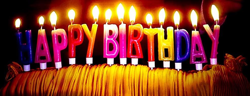 Amor y Tinta: Imagenes de Happy Birthday