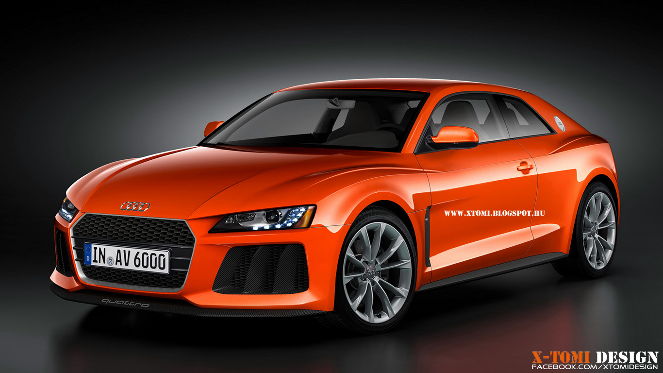 Audi 2015 2 Door Coupe | 2017 - 2018 Best Cars Reviews