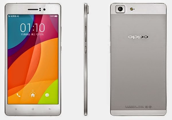 Harga Oppo R5 diturunkan RM200 sepanjang April 2015
