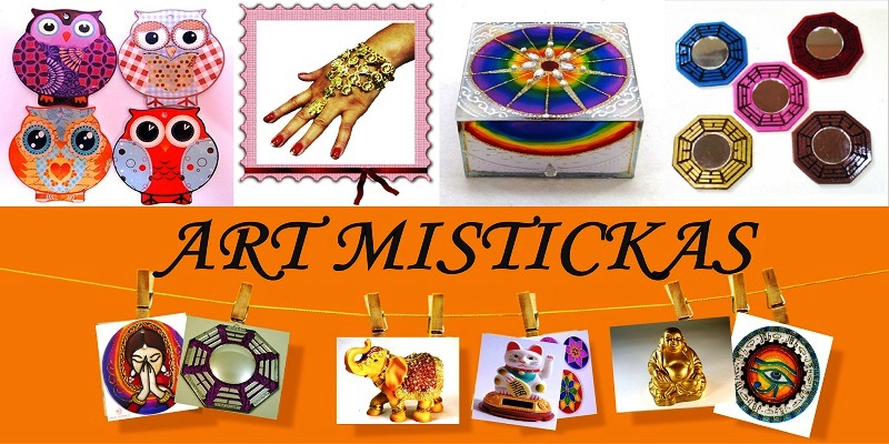 VITRINE ART MISTICKAS