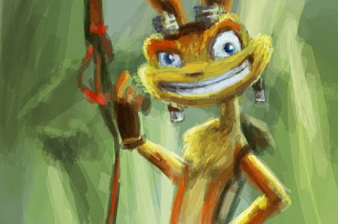 #11 Daxter Wallpaper