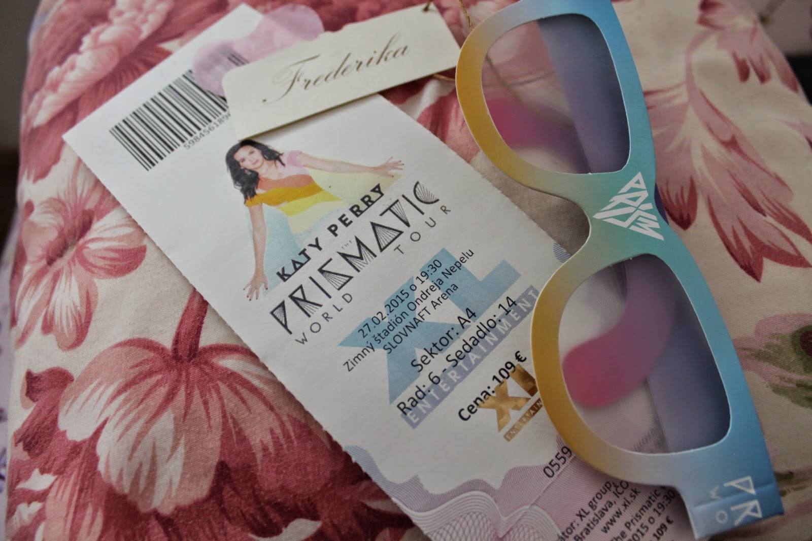 #Katy Perry Prismatic tour