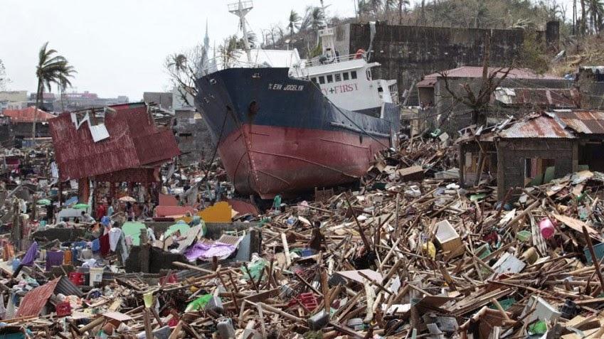 TIFON RAMMASUN DEJA 40 MUERTOS EN FILIPINAS, 17 DE JULIO 2014