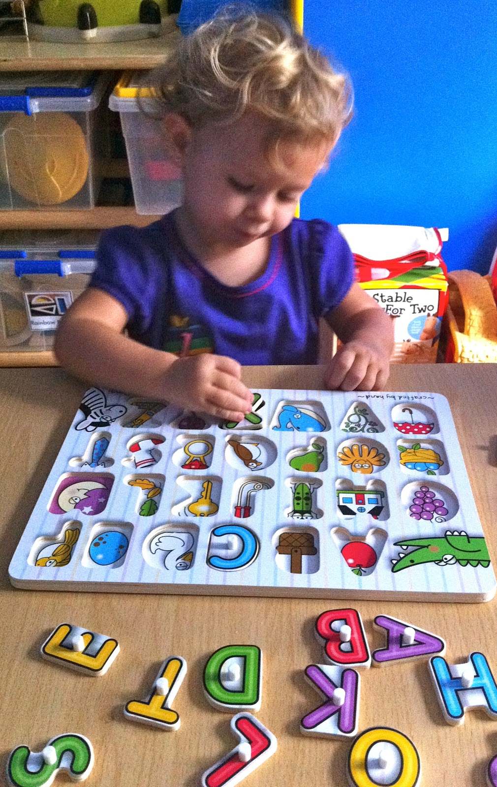 Preschool Manipulative Toys : Busy lil hands the abcs of teaching preschoolers l is
