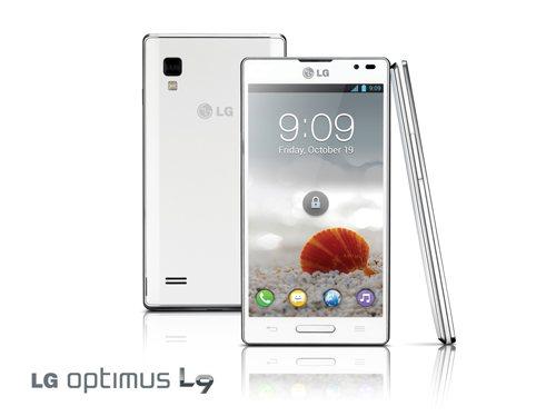 Nuovo smartphone dual core Optimus L9 in anteprima