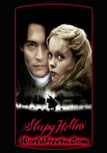 Poster Of Sleepy Hollow (1999) Full Movie Hindi Dubbed Free Download Watch Online At worldfree4u.com