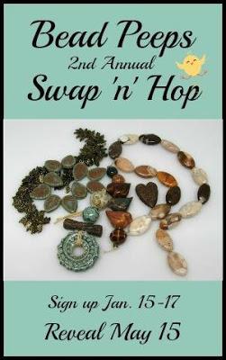 Bead Peeps Swap 'n' Hop