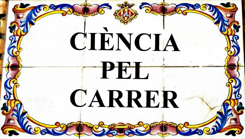 Cincia pel carrer