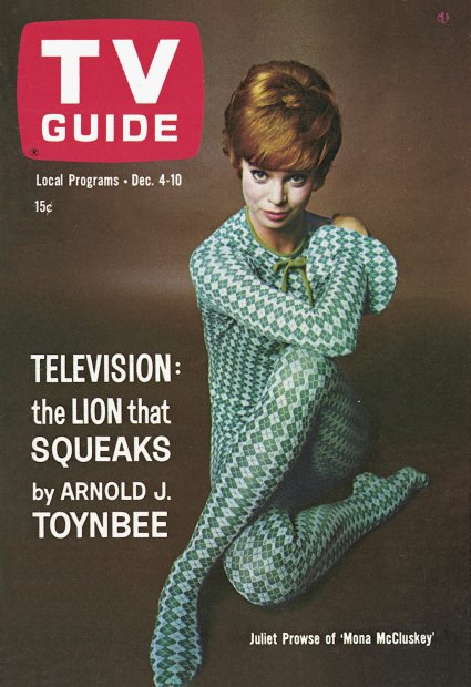 Its About TV This Week In Guide December 4 1965