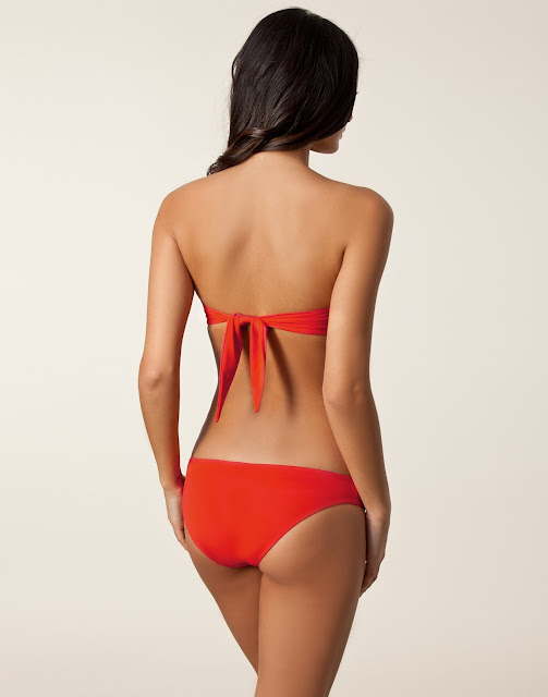 Johanna Lundback – Nelly Swimwear & Lingerie 2013
