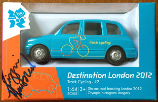 The Hornby Olympic London 2012 Tea and Toy Party - Souvenir to treaure
