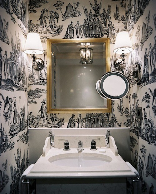 But Somehow It Seems Fresh And Modern In Bright Up To Date Color  Combinations And Appears Graphic In Black And White. I Love It When Old  Classic Patterns ...