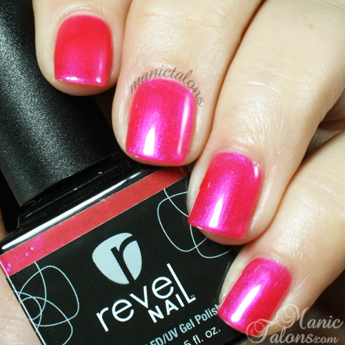Revel Nail Gel Polish Buenos Aires Swatch