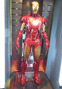 Iron Man Mark IV armour (iron man markiv suit)