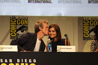 Doctor Who au San Diego Comic Con 2015.