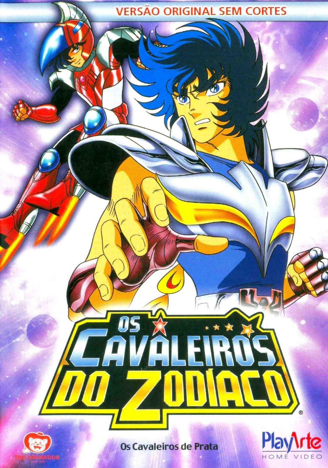 Os Cavaleiros do Zodíaco: Saga Cavaleiros de Prata – Parte 1 Torrent – BluRay 1080p Dual Áudio (1986-1989)