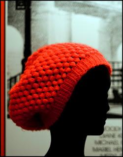 Boina Caida a Crochet - Ahuyama Crochet