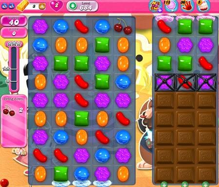Candy Crush Saga 684