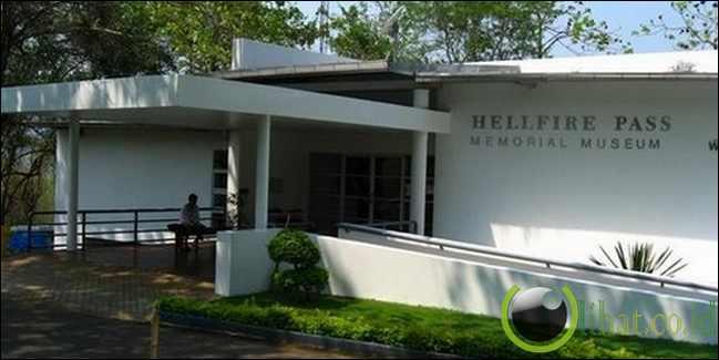 Hellfire Pass Museum, Kanchanaburi, Thailand