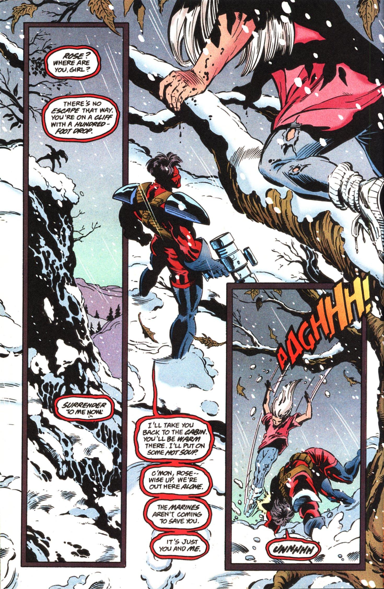 Deathstroke (1991) Issue #45 #50 - English 10