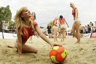 Video Sepak Bola Cewek Telanjang