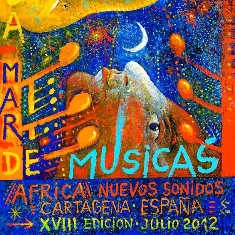 La Mar de Música 2012