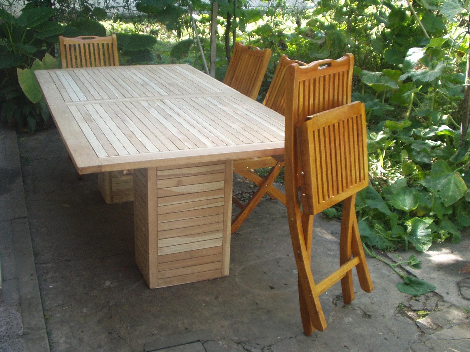 Maderas y muebles amadeus mesa con base caj n obe a for Amadeus muebles
