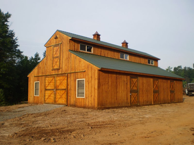 Rational preparedness the blog ideas for formulating for Barn designs for horses