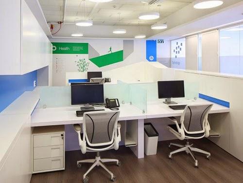 , Menciptakan Ruangan Interior Kantor Yang Bersih Dan Rapi