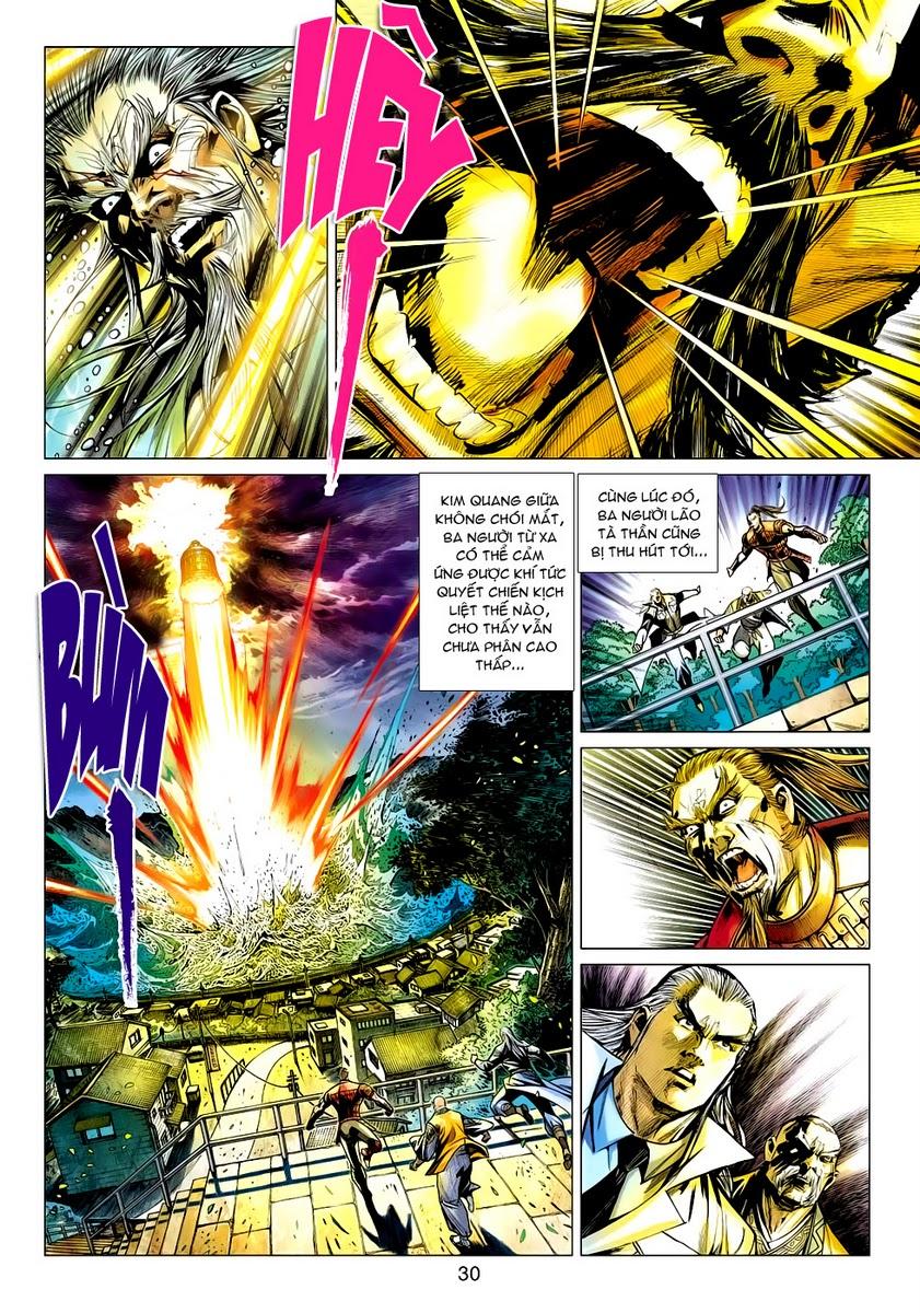 Vương Phong Lôi 2 Chapter 44 - Trang 29