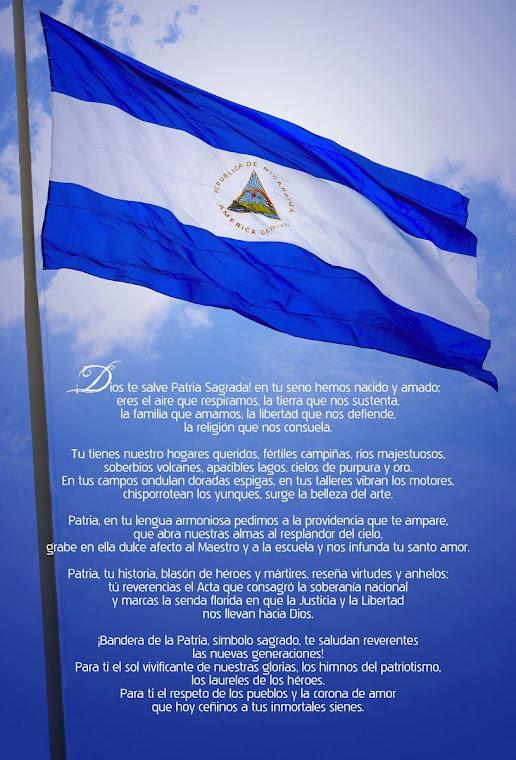 NICARAGUA BENDITA DE MI CORAZON!